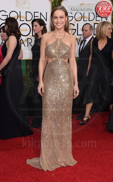 2016 -, Brie Larson - Beverly Hills - 10-01-2016 - Golden Globe 2016: le dive fronte e retro