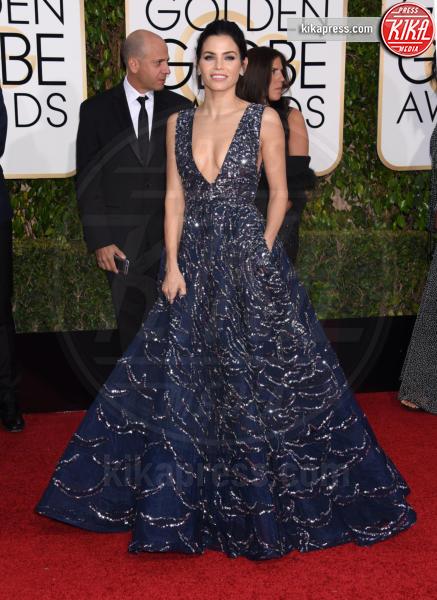 2016 -, Jenna Dewan - Beverly Hills - 10-01-2016 - Golden Globe 2016: le dive fronte e retro