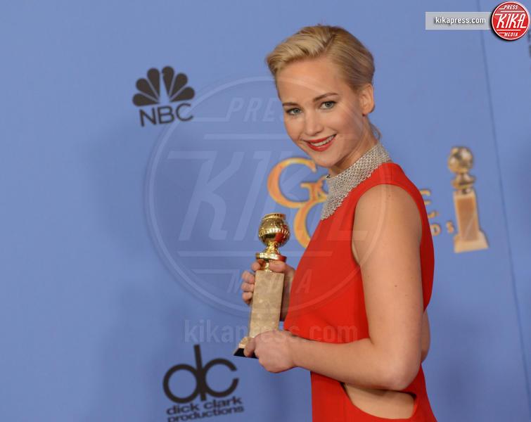 Jennifer Lawrence - Beverly Hills - 10-01-2016 - Golden Globe 2016: trionfa Revenant - Il Redivivo