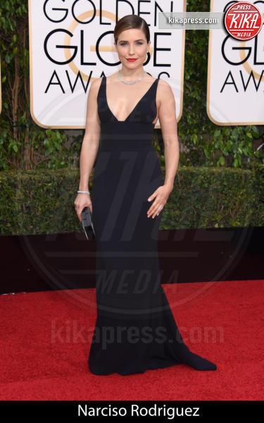 Sophia Bush - Beverly Hills - 10-01-2016 - Golden Globe 2016: gli stilisti sul red carpet