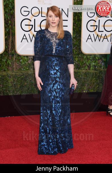 Bryce Dallas Howard - Beverly Hills - 10-01-2016 - Golden Globe 2016: gli stilisti sul red carpet