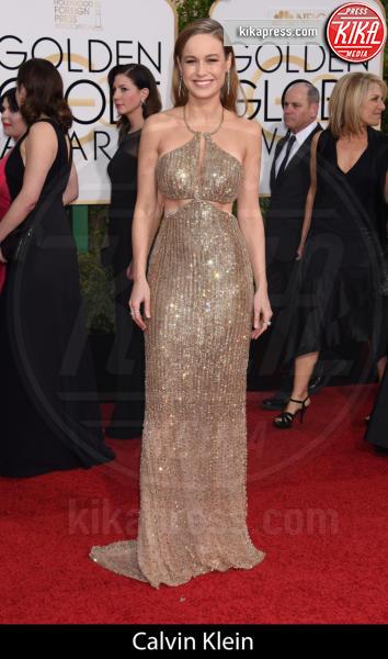 Brie Larson - Beverly Hills - 10-01-2016 - Golden Globe 2016: gli stilisti sul red carpet