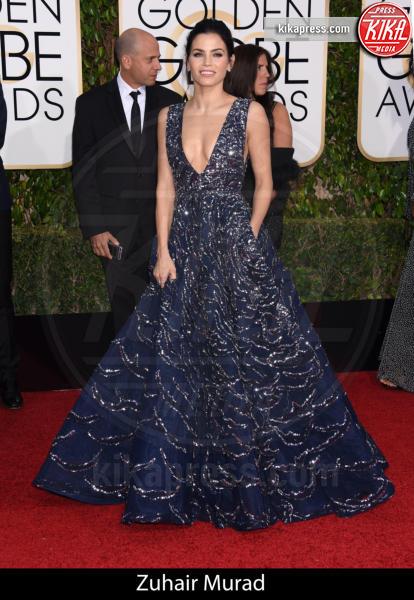 Jenna Dewan - Beverly Hills - 10-01-2016 - Golden Globe 2016: gli stilisti sul red carpet