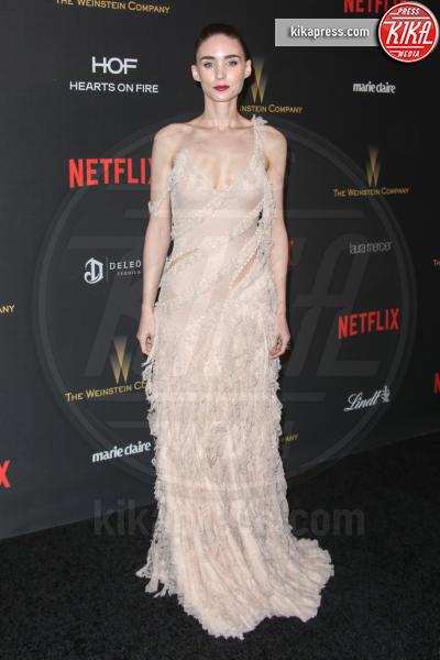2016 -, Rooney Mara - Beverly Hills - 11-01-2016 - Golden Globe 2016: le dive fronte e retro