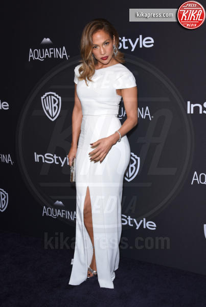 Jennifer Lopez - Beverly Hills - 10-01-2016 - Golden Globe 2016: le dive fronte e retro