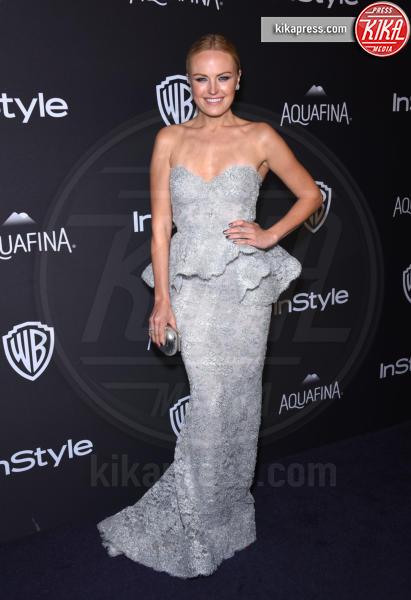 Malin Akerman - Beverly Hills - 10-01-2016 - Golden Globe 2016: le dive fronte e retro