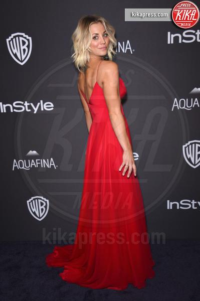 Kaley Cuoco - Beverly Hills - 10-01-2016 - Golden Globe 2016: le dive fronte e retro