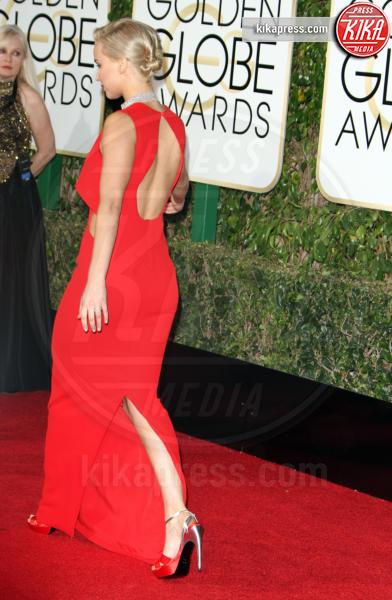 Jennifer Lawrence - Los Angeles - 10-01-2016 - Golden Globe 2016: le dive fronte e retro