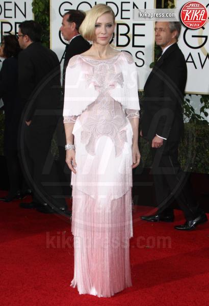 Cate Blanchett - Los Angeles - 10-01-2016 - Golden Globe 2016: le dive fronte e retro