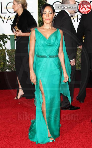 Jada Pinkett Smith - Los Angeles - 10-01-2016 - Golden Globe 2016: le dive fronte e retro