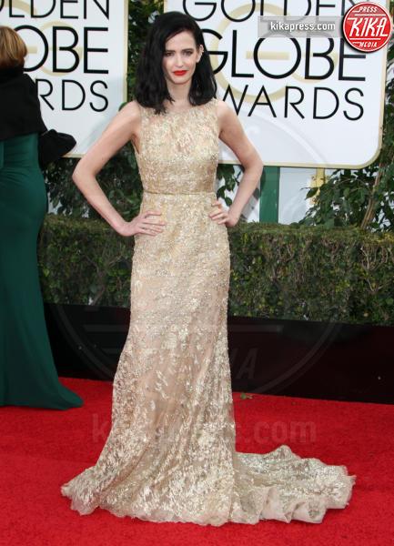 2016 -, Eva Green - Los Angeles - 10-01-2016 - Golden Globe 2016: le dive fronte e retro