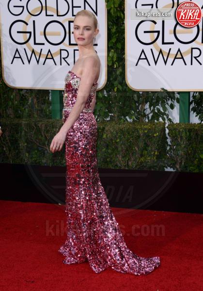 Kate Bosworth - Beverly Hills - 10-01-2016 - Golden Globe 2016: le dive fronte e retro