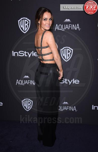 Camilla Luddington - Beverly Hills - 10-01-2016 - Golden Globe 2016: le dive fronte e retro