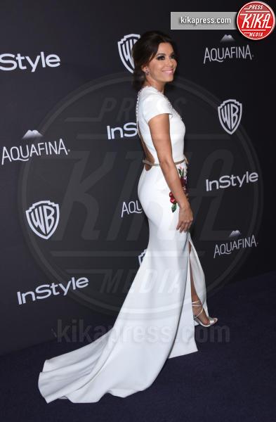 Eva Longoria - Beverly Hills - 10-01-2016 - Golden Globe 2016: le dive fronte e retro