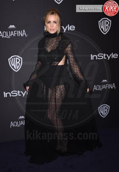 Melissa George - Beverly Hills - 10-01-2016 - Golden Globe 2016: le dive fronte e retro