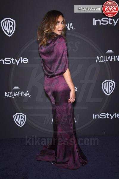 Naya Rivera - Beverly Hills - 10-01-2016 - Golden Globe 2016: le dive fronte e retro