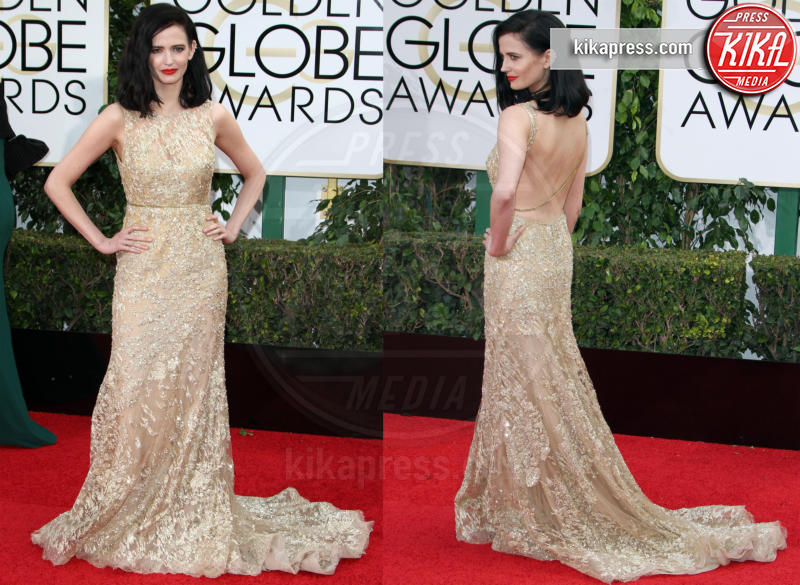 Golden Globe 2016: le dive fronte e retro