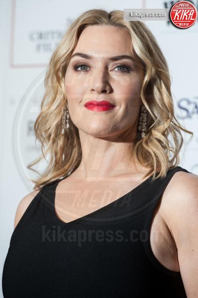 Kate Winslet - Londra - 17-01-2016 - DiCaprio & Co., i vip eroi anche nel quotidiano