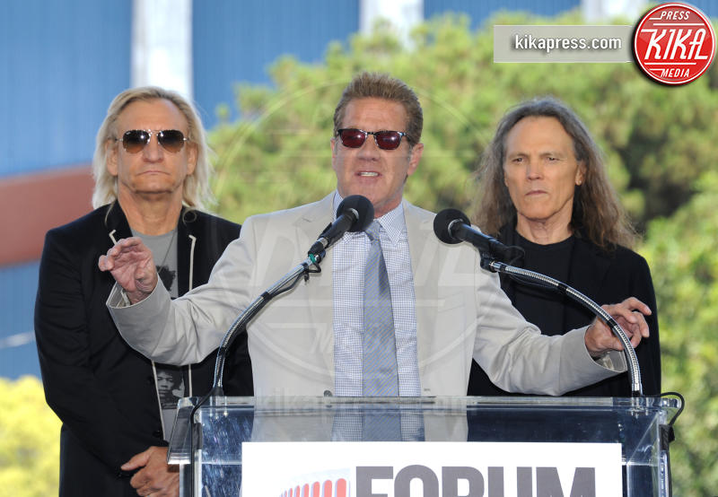 Glenn Frey, The Eagles, Timothy B. Schmit, Joe Walsh - Los Angeles - 29-07-2013 - Le 10 celebrity più pagate al mondo: in testa c'è ancora lei!