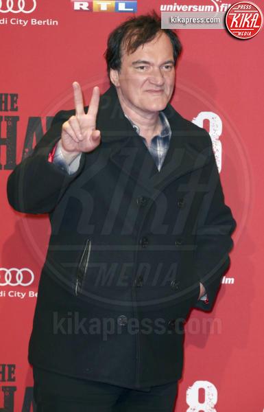 Quentin Tarantino - Berlino - 26-01-2016 - Quentin Tarantino, nuovo film sulla Famiglia Manson