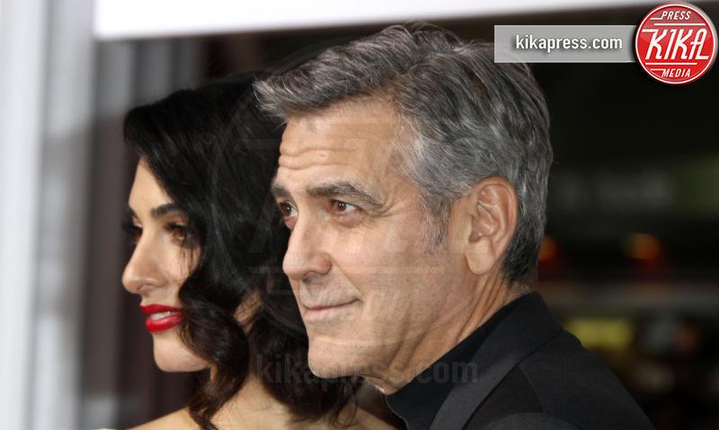 Amal Alamuddin, George Clooney - Los Angeles - 01-02-2016 - George Clooney: l'incredibile retroscena dietro la paternità