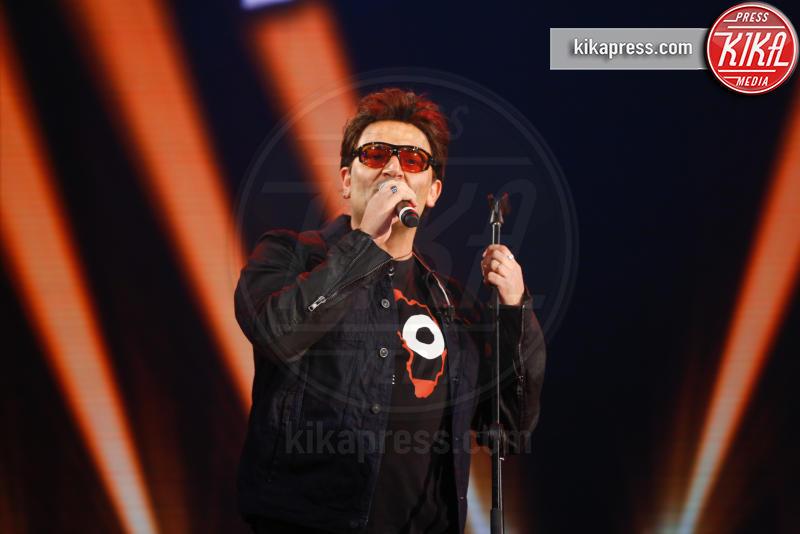 Massimo Giusti - Sanremo - 11-02-2016 - Sanremo 2016, le star si ritrovano tutte da Nicola Savino