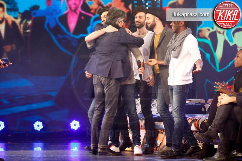 Dear Jack - Sanremo - 11-02-2016 - Sanremo 2016, le star si ritrovano tutte da Nicola Savino