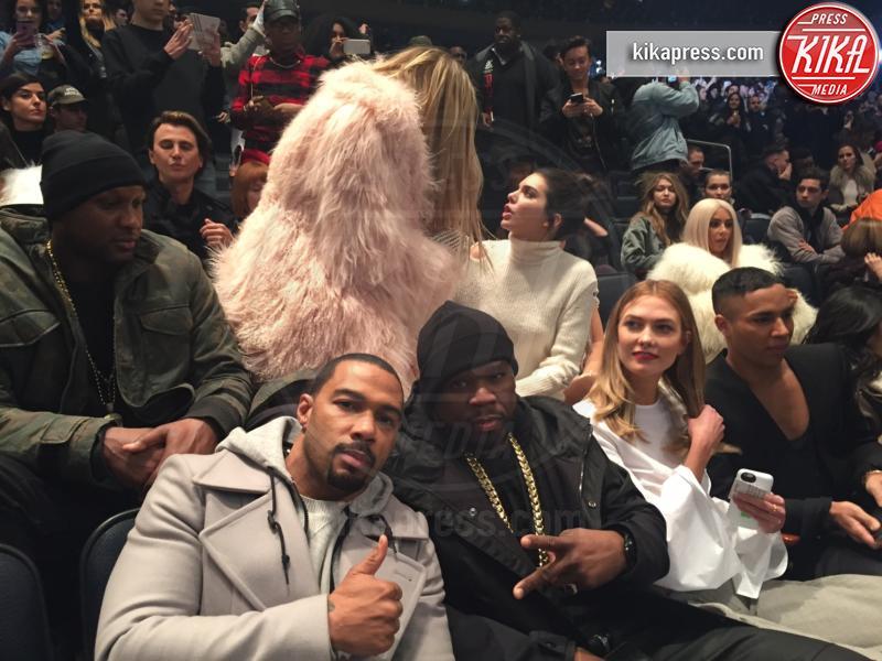 Lamar Odom, Kendall Jenner, Kim Kardashian - New York - 11-02-2016 -