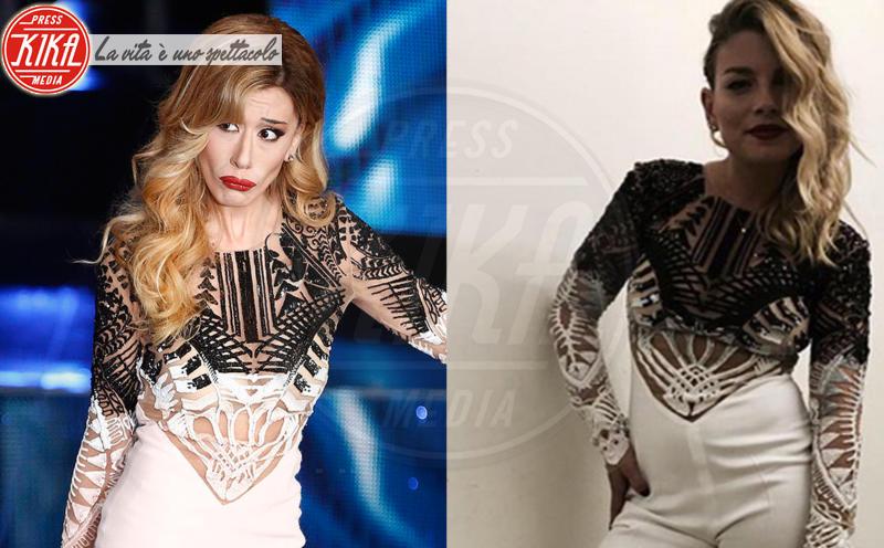 Virginia Raffaele, Emma Marrone - 13-02-2016 - Sanremo contro Hollywood: chi lo indossa meglio?