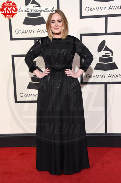 Adele - Los Angeles - 15-02-2016 - La coda di paglia di Adele: ti lascio e ti compro una villa