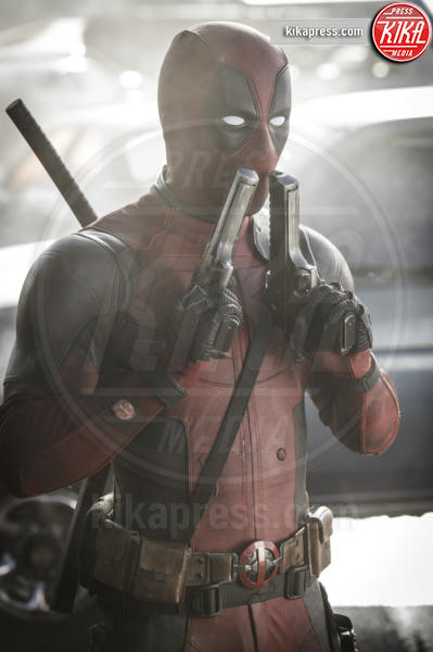 Deadpool - Hollywood - 17-02-2016 - Ryan Reynolds: