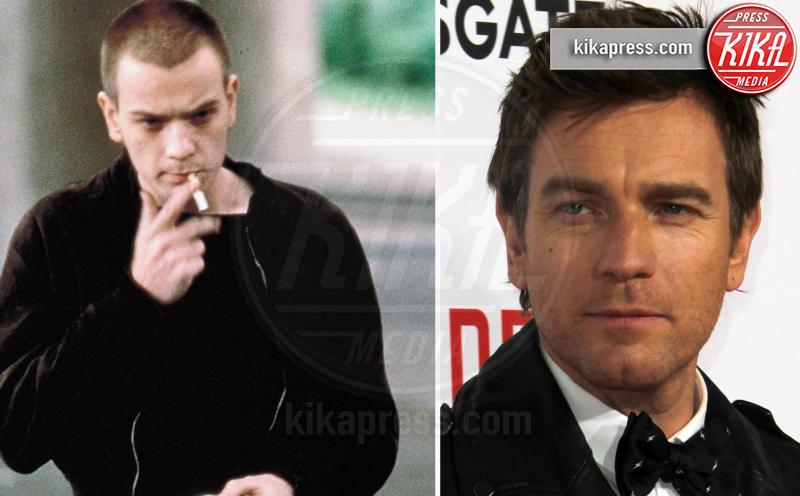 Ewan McGregor - Hollywood - 01-01-1996 - Trainspotting compie 20 anni: gli attori ieri e oggi