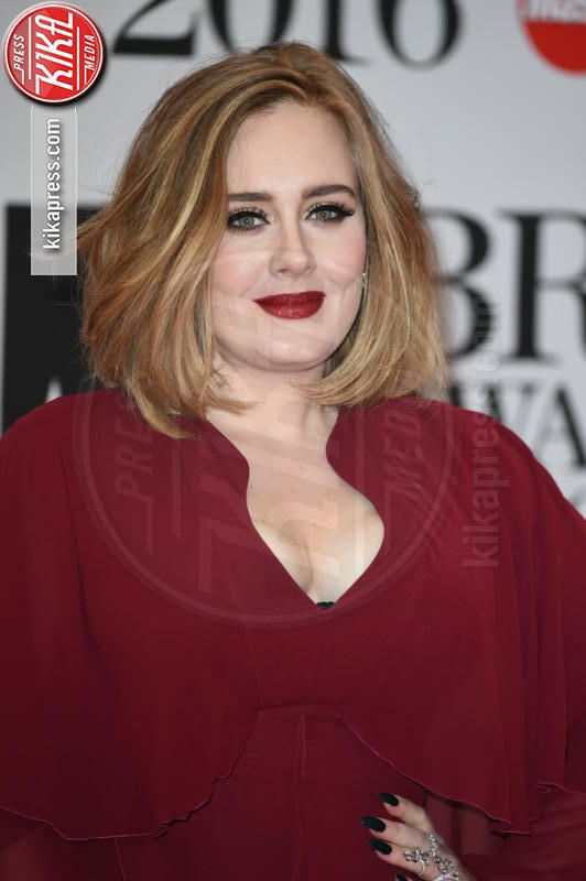Adele - Londra - 24-02-2016 - Ecco le nomination ai Grammy Awards 2017!