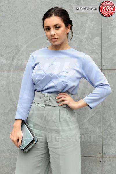 Charli XCX - Milano - 27-02-2016 - Milano Fashion Week: alla sfilata Armani è gara di bellezza