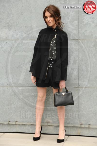 Ospite - Milano - 27-02-2016 - Milano Fashion Week: alla sfilata Armani è gara di bellezza