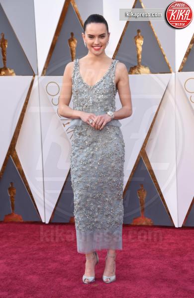Daisy Ridley - Hollywood - 28-02-2016 - Anelli di fidanzamento delle star: qual è il vostro preferito?