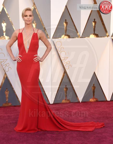 Charlize Theron - Hollywood - 28-02-2016 - Theron shock: