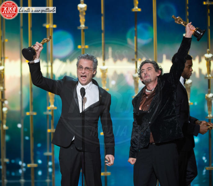 David White, Mark Mangini - Hollywood - 29-02-2016 - Oscar 2016: and the Oscar goes to... Ennio Morricone!