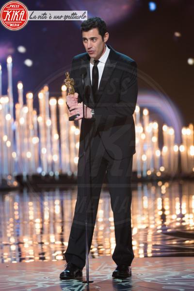 Josh Singer - Hollywood - 29-02-2016 - Oscar 2016: and the Oscar goes to... Ennio Morricone!