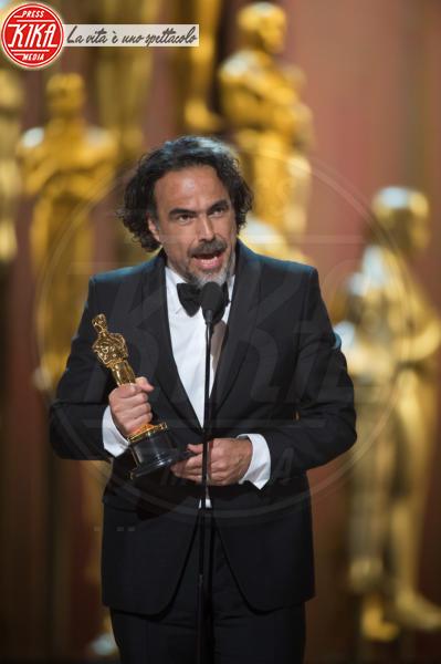 Alejandro Gonzalez Inarritu - Hollywood - 29-02-2016 - Oscar 2016: and the Oscar goes to... Ennio Morricone!