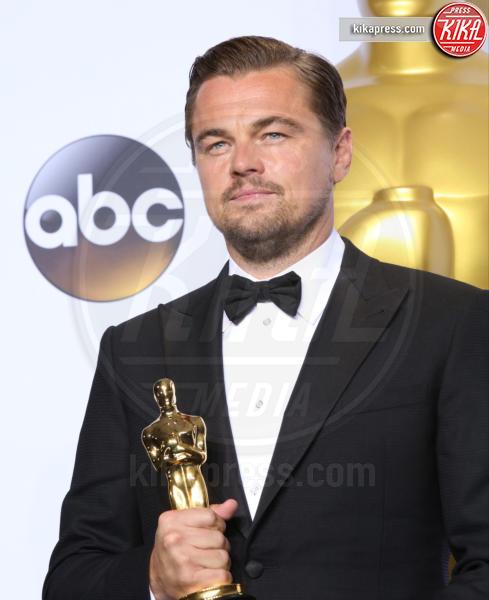 Leonardo DiCaprio - Los Angeles - 28-02-2016 - Leonardo DiCaprio, raccolta fondi per Hillary Clinton