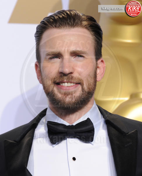 Chris Evans - Hollywood - 28-02-2016 - Chris Evans conferma: