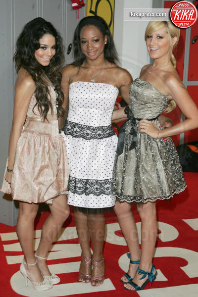 Monique Coleman, Ashley Tisdale, Vanessa Hudgens - Londra - 10-09-2006 - Il ritorno di High School Musical, i protagonisti ieri e oggi
