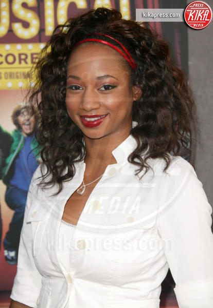 Monique Coleman - Hollywood - 13-05-2006 - Il ritorno di High School Musical, i protagonisti ieri e oggi