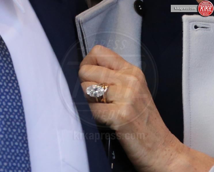Jerry Hall - Londra - 03-04-2012 - Rupert Murdoch e Jerry Hall hanno detto sì