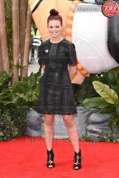 Lindsey Russell - Londra - 06-03-2016 - Kate Hudson, scollature pericolose alla prima di Kung Fu Panda 3