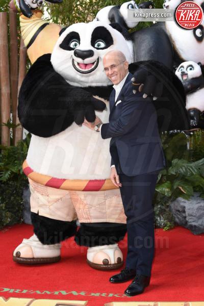 Jeffrey Katzenberg - Londra - 06-03-2016 - Kate Hudson, scollature pericolose alla prima di Kung Fu Panda 3