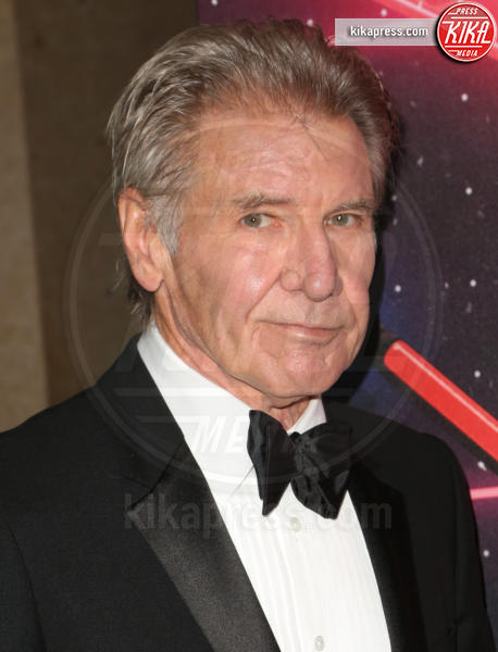 Harrison Ford - Los Angeles - 30-10-2015 - Alden Ehrenreich sarà Han Solo in uno spin off di Star Wars
