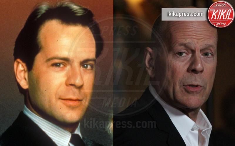 Bruce Willis - 14-03-2016 - Da Jovanotti a Vaporidis, (s)pelato è bello!