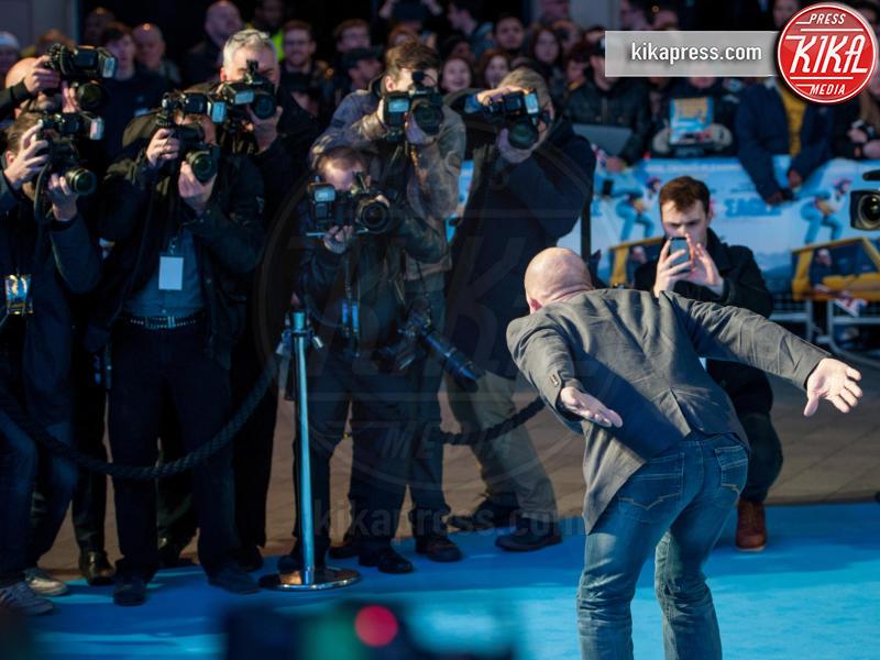 Michael Edwards - Londra - 17-03-2016 - Eddie the Eagle, le star sono Hugh Jackman e Claudia Schiffer